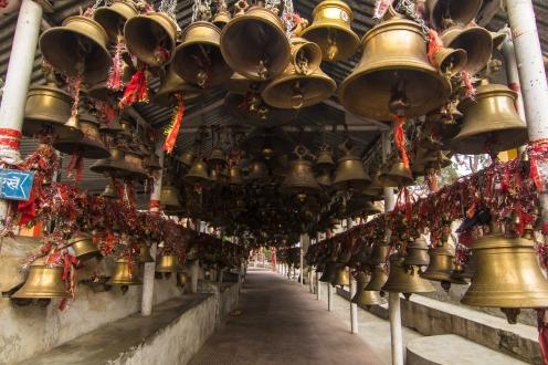 Golu baba's bell temple