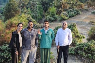 Hiking in Jageshwar