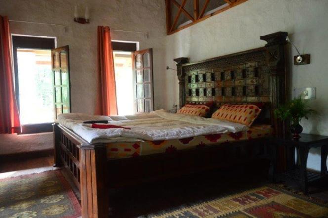 The maharaja double storey room